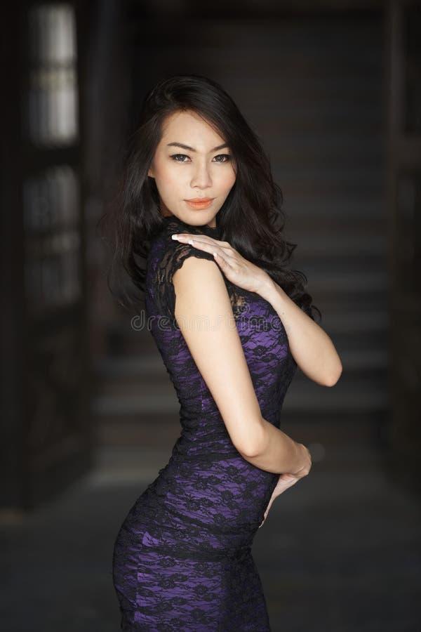Aziatische Mannequin stock fotografie