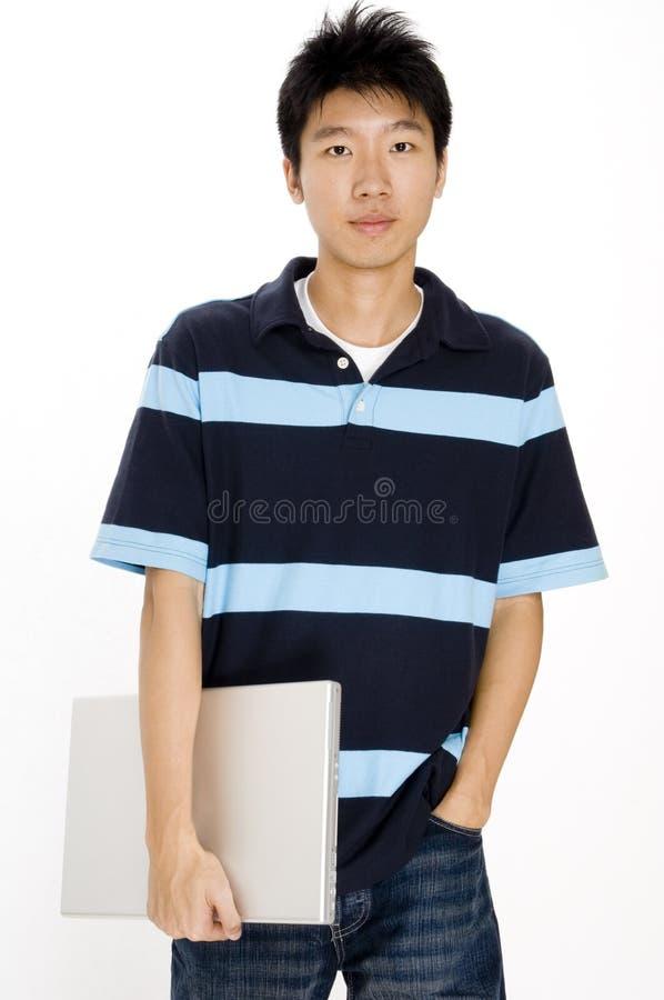 Aziatische Student