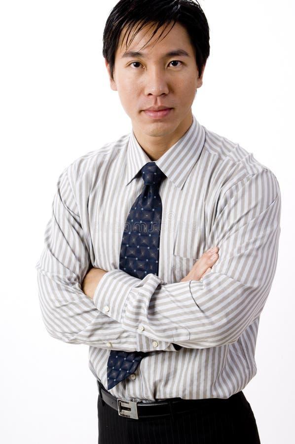 Aziatische Zaken stock afbeelding