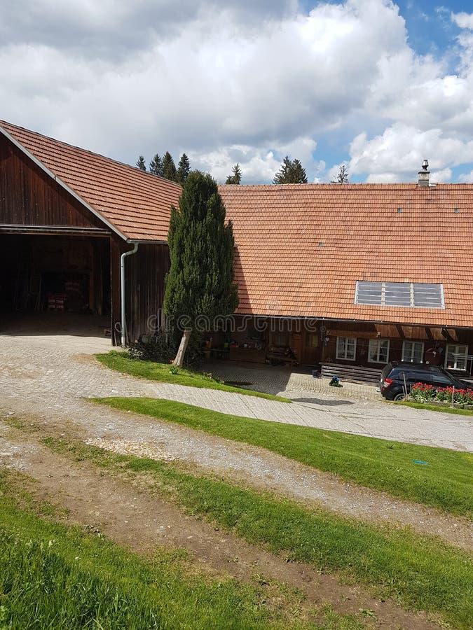Azienda agricola fotografie stock libere da diritti