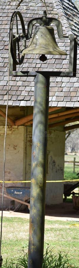 Azienda agricola Bell fotografia stock