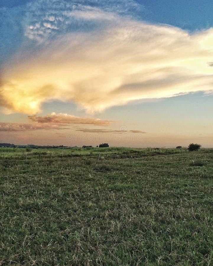 Azienda agricola ed avventura fotografie stock