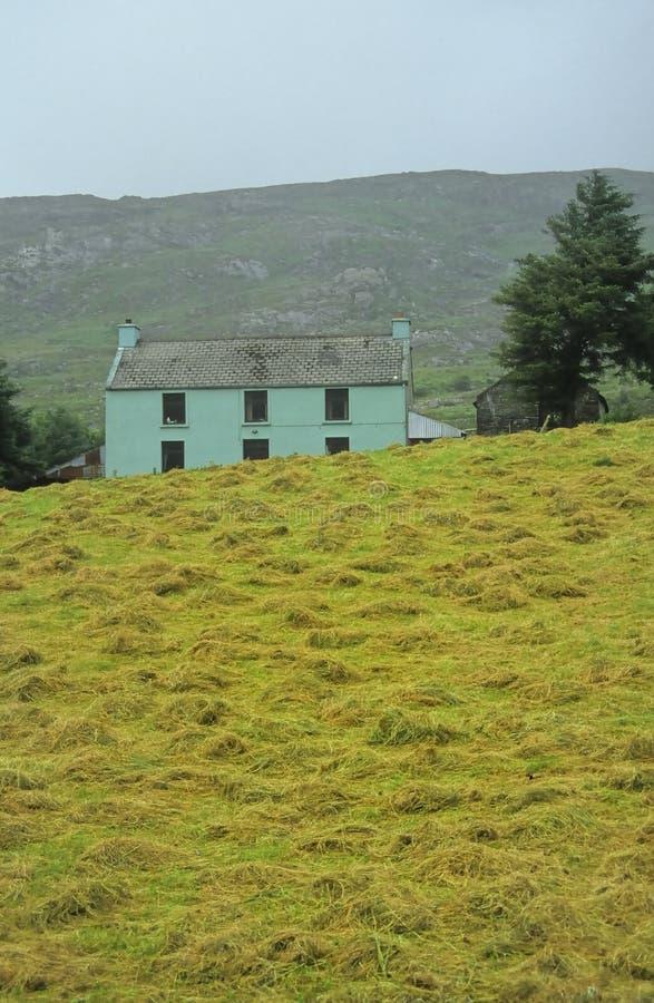 Azienda agricola irlandese no.2 fotografia stock