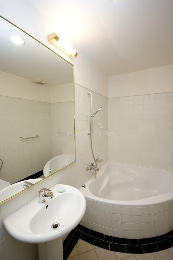 Download Łazienka zdjęcie stock. Obraz złożonej z wnętrze, higiena - 28972804