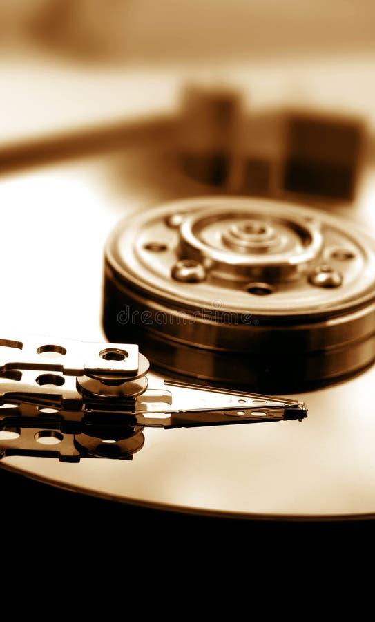 Azionamento di disco rigido immagine stock