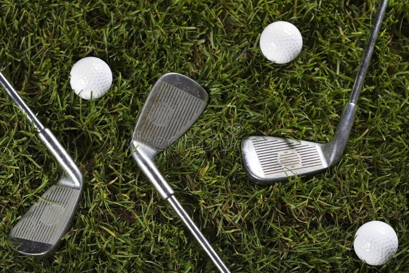 Download Azionamento di golf fotografia stock. Immagine di esercitazione - 7319404