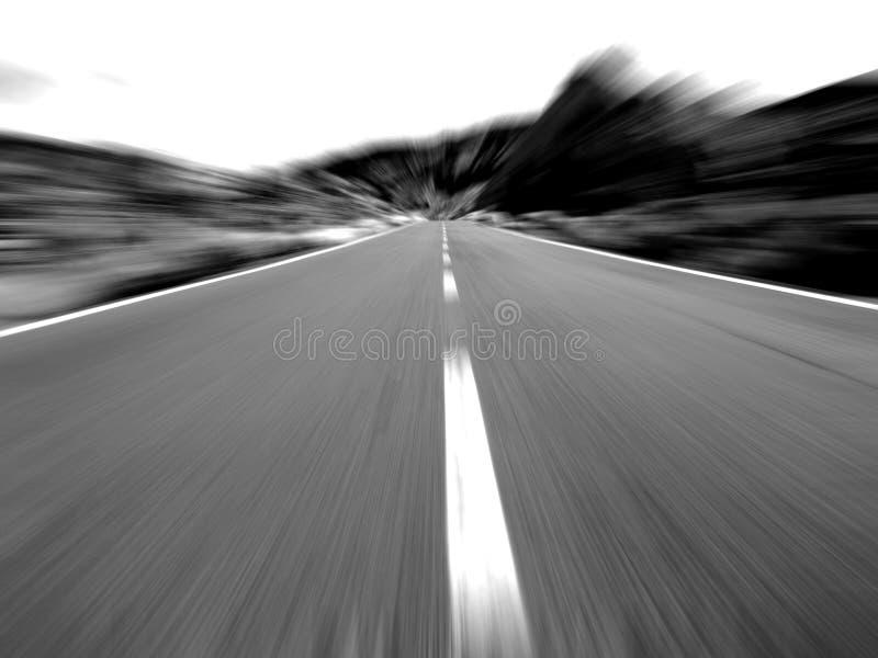 Azionamento veloce!! fotografie stock libere da diritti