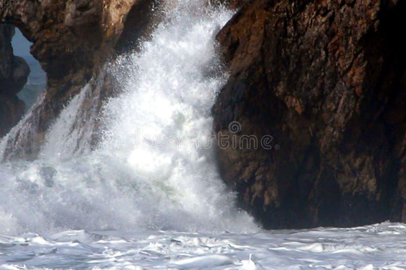 Azione 3 dell'onda immagini stock libere da diritti