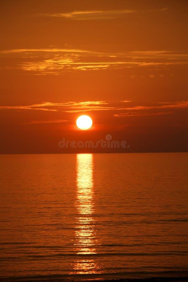 Azione di Sun fotografia stock