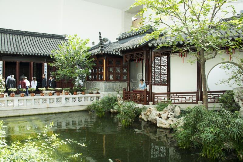 Download Azja Chińczyk, Pekin, Chiny Ogrodowy Muzeum, Salowy Podwórze, Suzhou Jiangnan Zdjęcie Editorial - Obraz złożonej z muzeum, nowożytny: 53789361