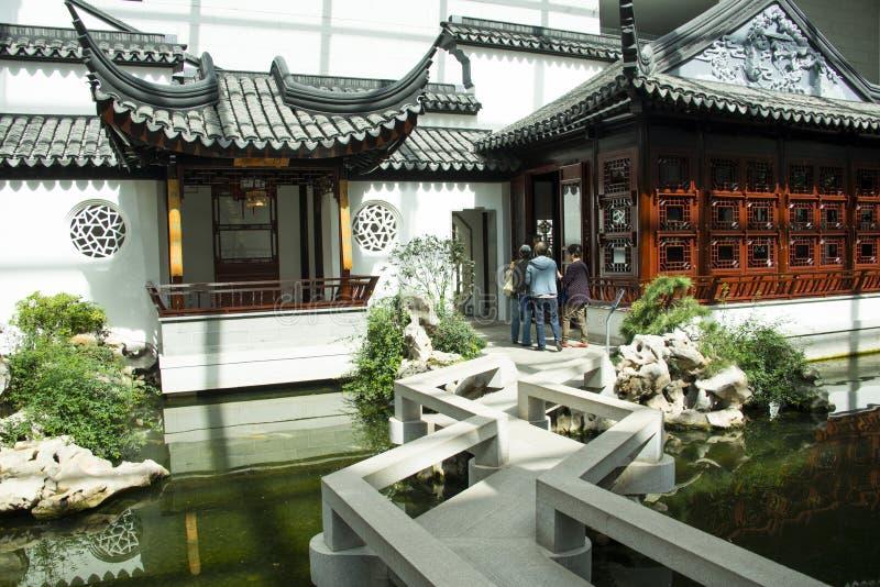 Download Azja Chińczyk, Pekin, Chiny Ogrodowy Muzeum, Salowy Podwórze, Suzhou Jiangnan Zdjęcie Editorial - Obraz złożonej z turystyka, hallelujah: 53789576