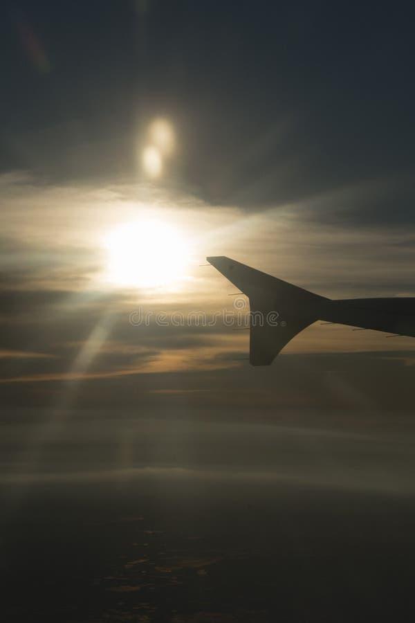 AZJA TAJLANDIA podróż powietrzna obrazy stock