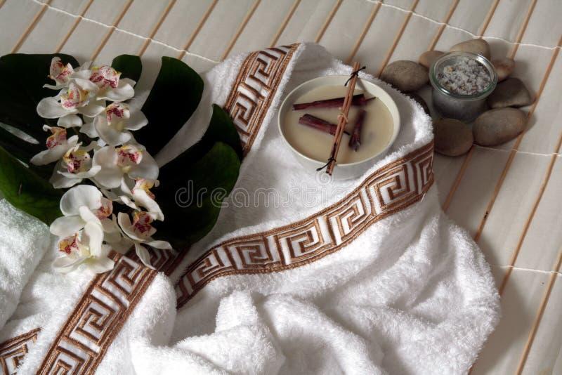 azjaci 2 spa zdjęcia royalty free