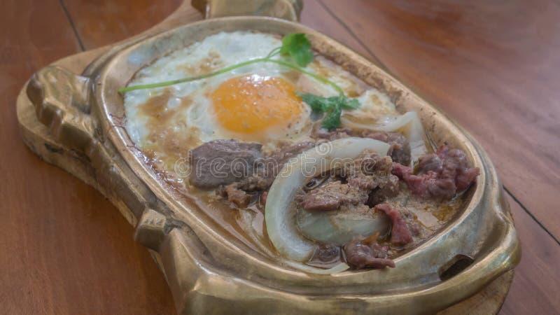 Azjata stylowy śniadanie zdjęcia stock
