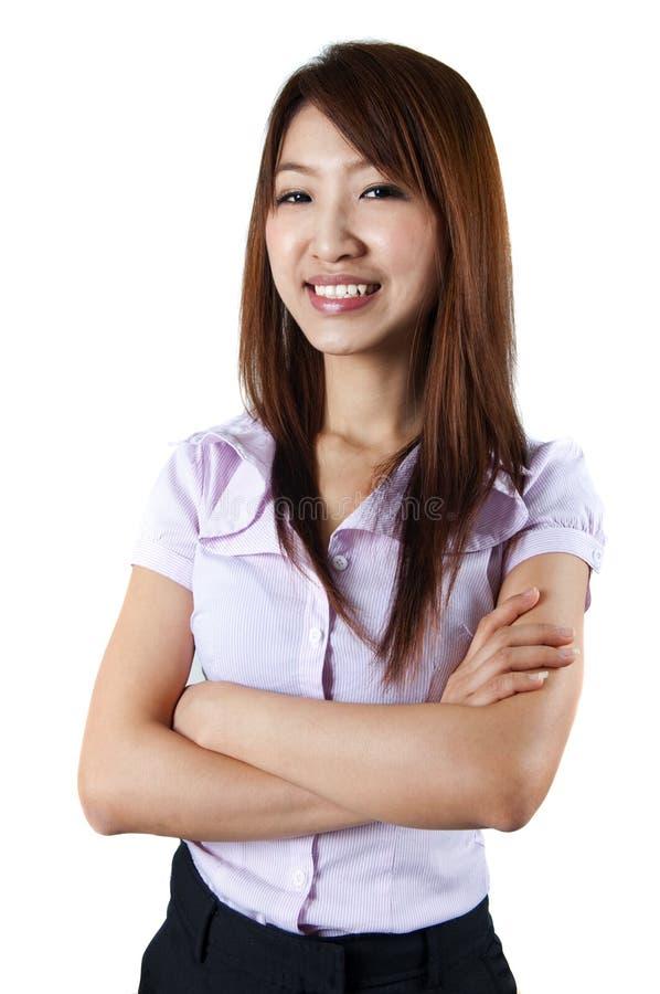 Azjatycka Kobieta fotografia stock