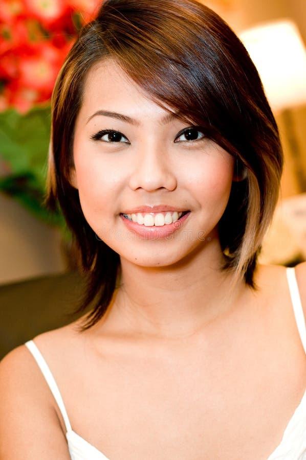 Azjatycka Kobieta obraz stock