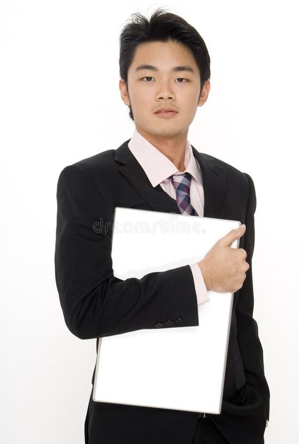 Azjatycki Biznesmen zdjęcia stock