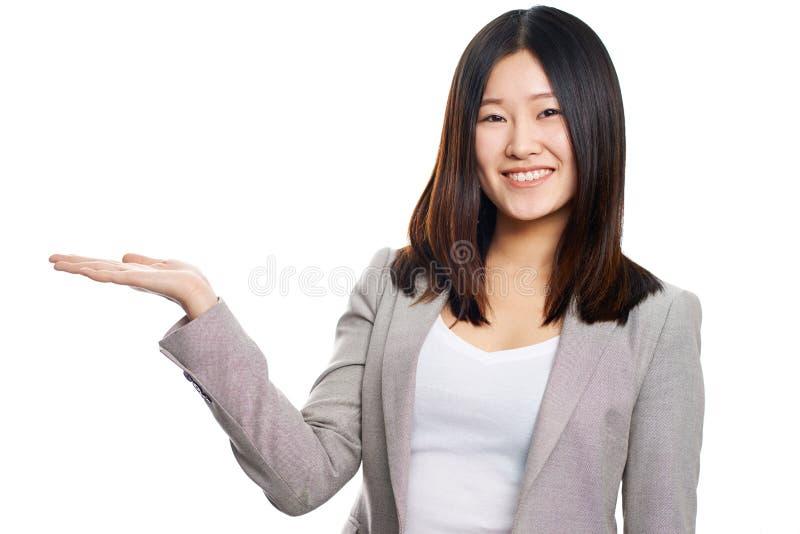 Azjatycki bizneswoman zdjęcia stock