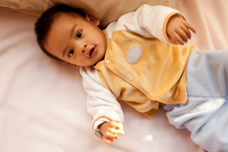 Azjatycki dziecko fotografia stock