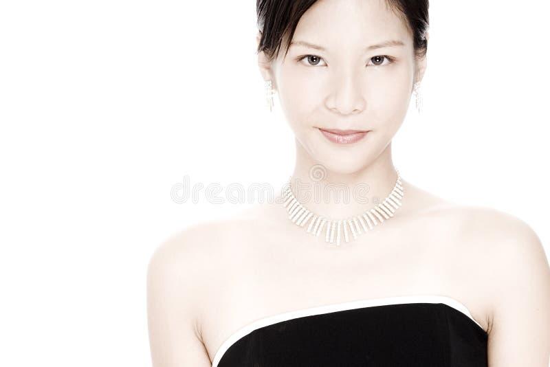 Azjatycki Piękno zdjęcie royalty free