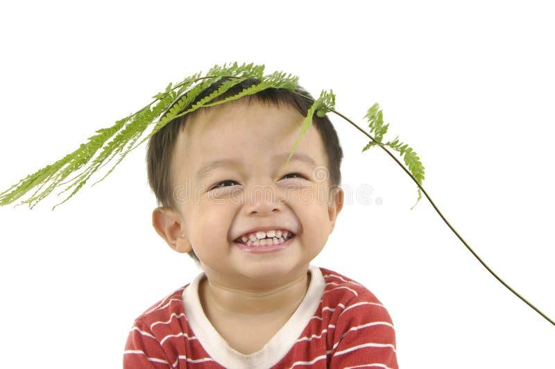 azjatykci śliczne dzieci zdjęcia stock