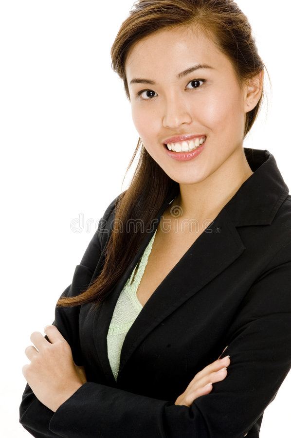 azjatykci bizneswoman zdjęcie royalty free