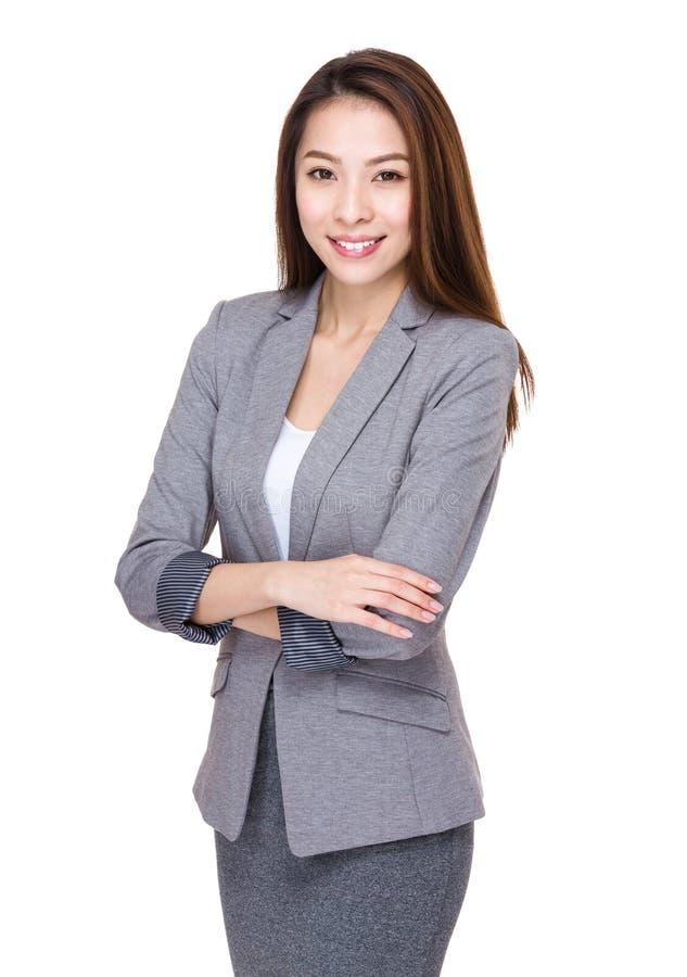 azjatykci bizneswoman obrazy stock