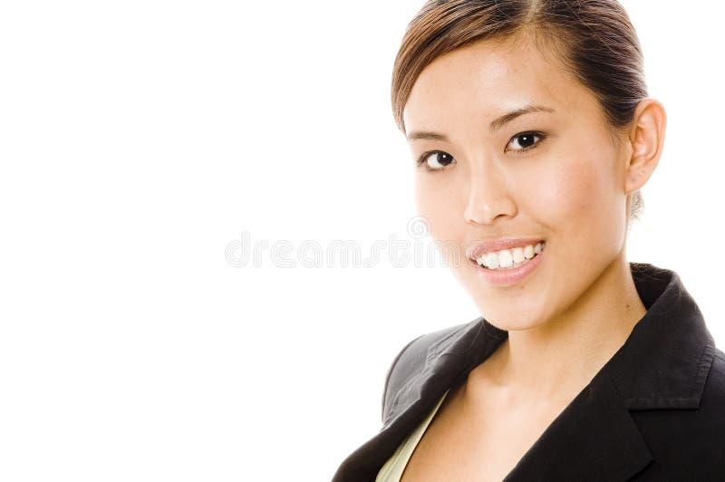 azjatykci bizneswoman zdjęcie stock