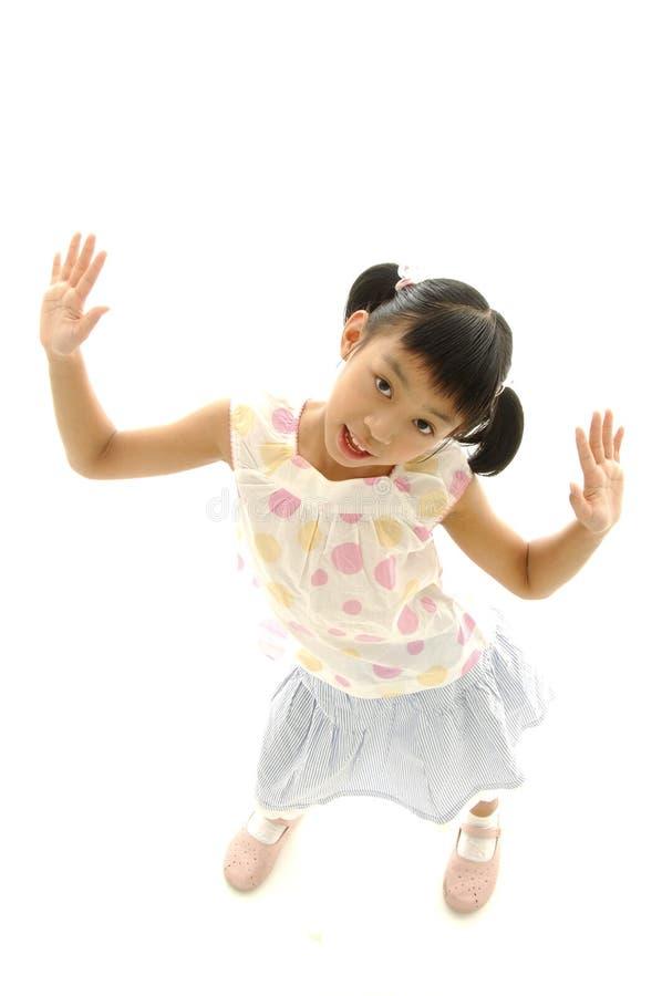 azjatykci dzieci obrazy royalty free