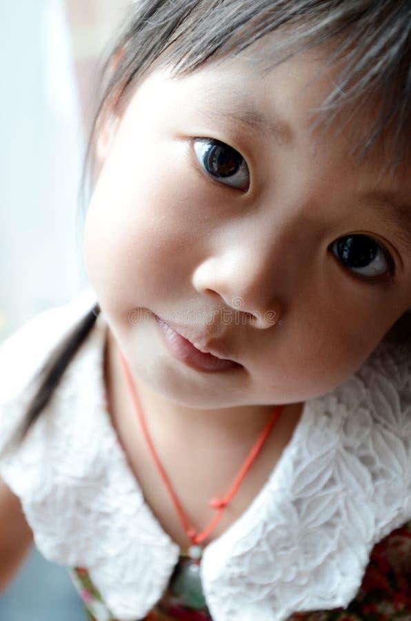 azjatykci dziecko obrazy royalty free