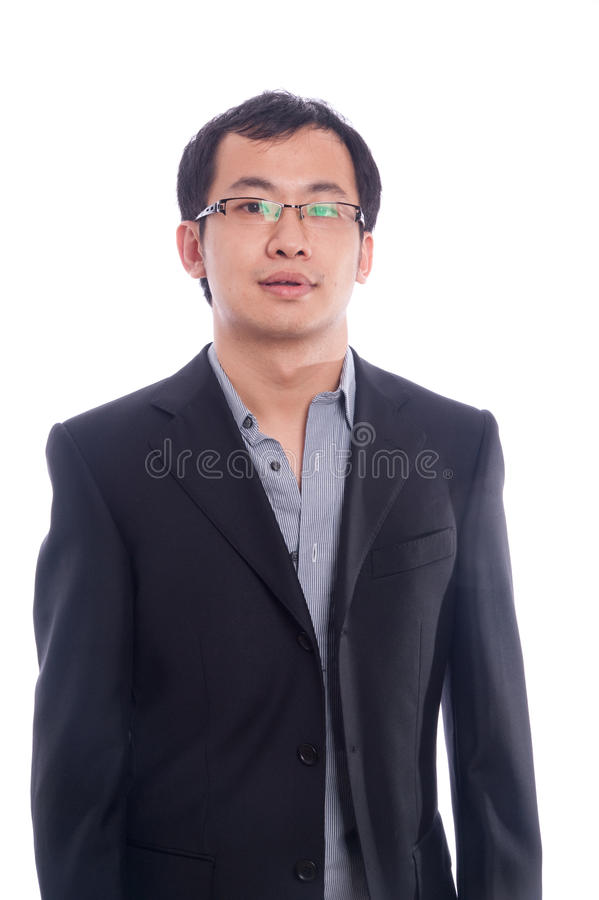 azjatykci samiec modela potomstwa zdjęcie royalty free