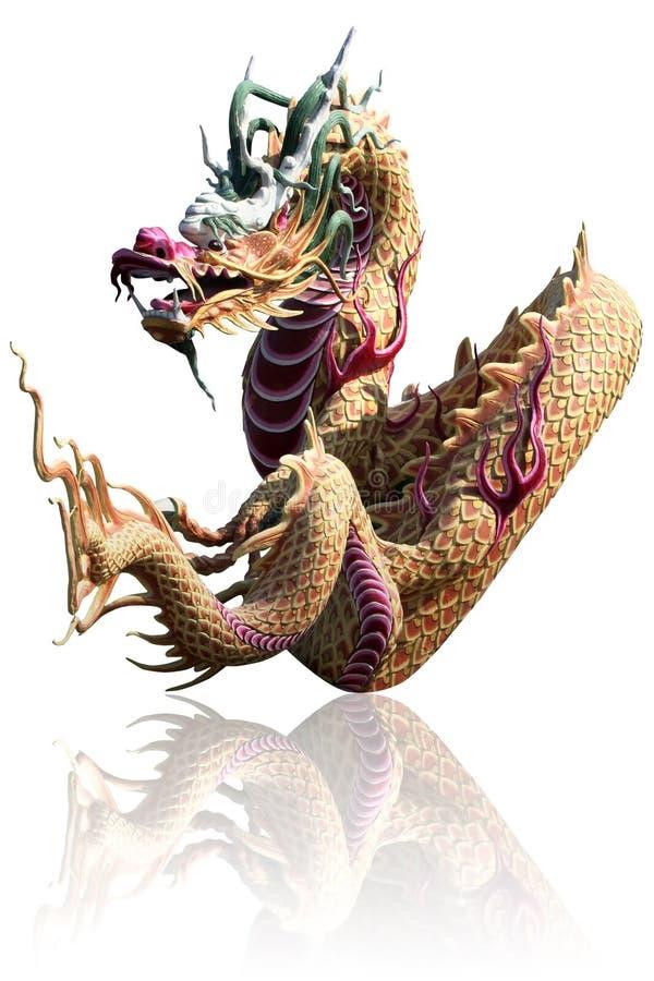 azjatykci smok ilustracja wektor