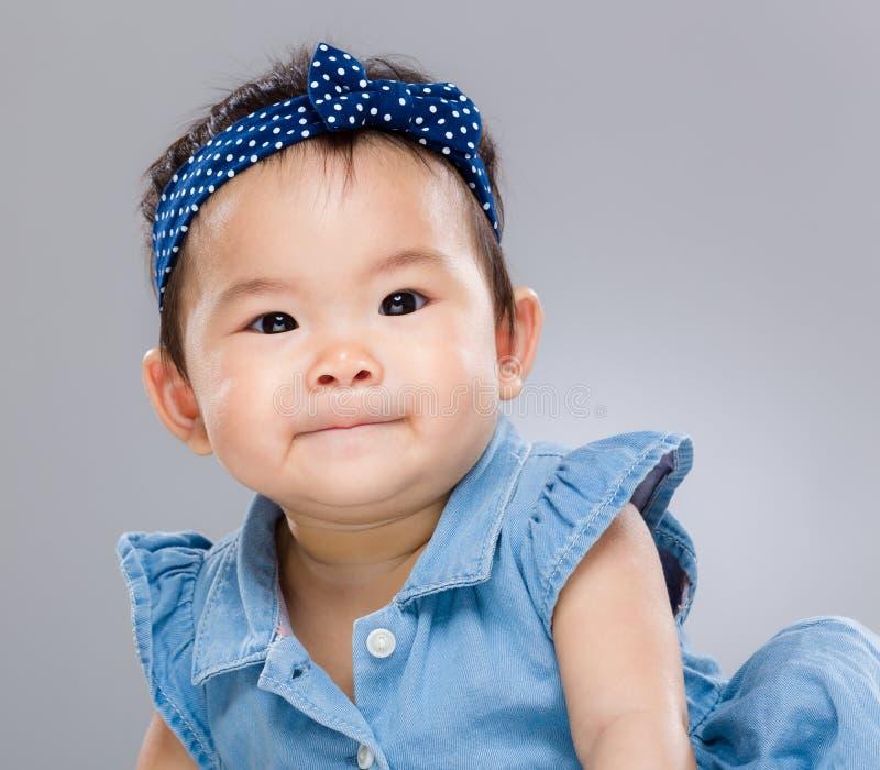 azjatykcia dziewczynka obrazy royalty free