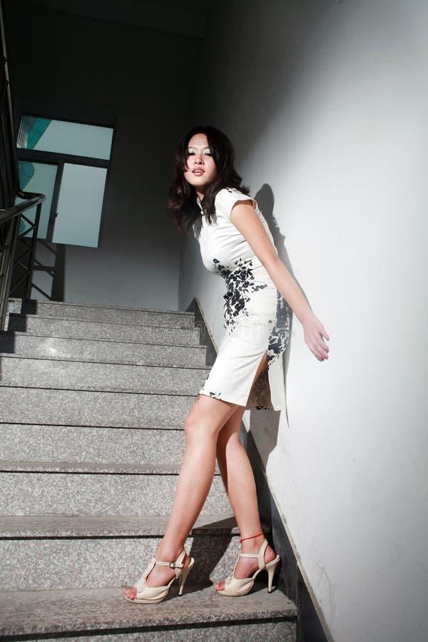 azjatykcia moda zdjęcie stock