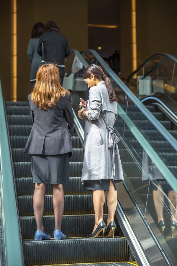 azjatykcie biznesowe kobiety zdjęcia royalty free