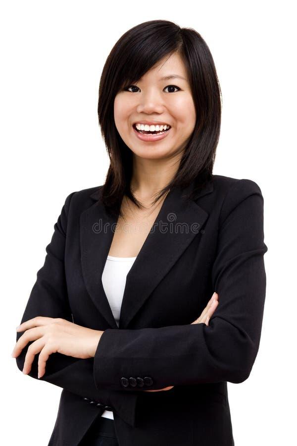 azjatykcie biznesowe rozochocone kobiety zdjęcie stock