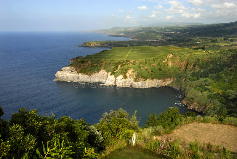 Azores royalty free stock photography