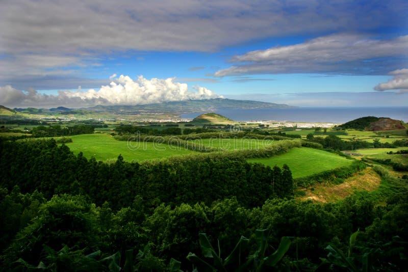 Azores stock photos