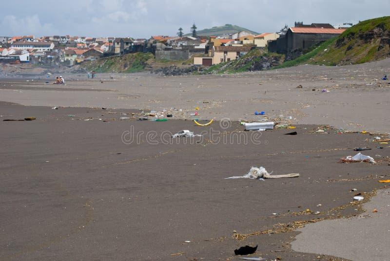 azores strand arkivbilder