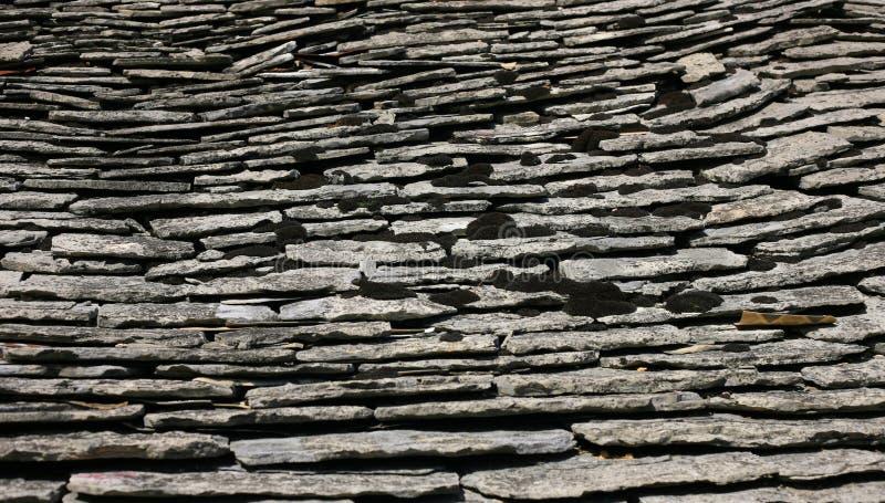 Azotea de piedra foto de archivo
