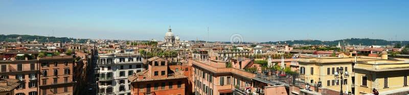 Azotea italiana Roma fotos de archivo