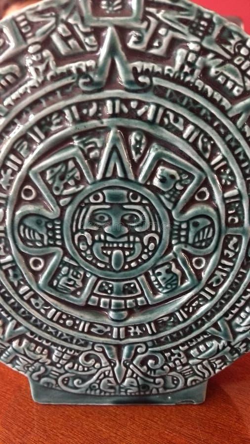Aztec likör royaltyfria bilder