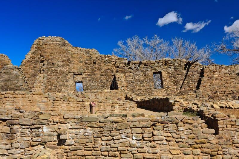 Download Aztec Ruins stock photo. Image of franfoto, door, house - 17136928