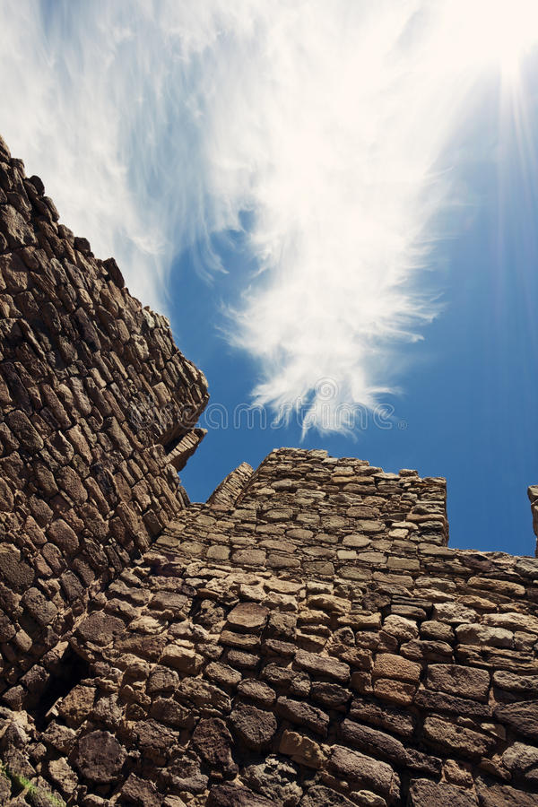 Download Aztec Ruins in New Mexico stock photo. Image of ruined - 24142198