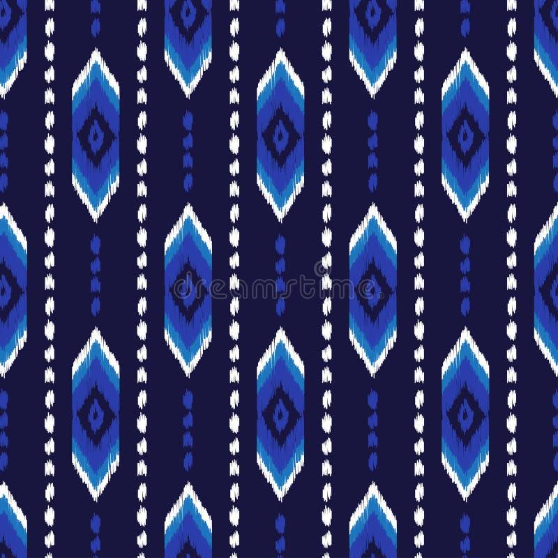 Aztec seamless pattern. royalty free illustration