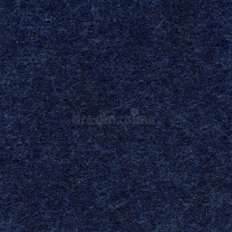 Azuis marinhos do close up, escuros - fundo preto azul, profundo da cor Isolador térmico e textura acústica do isolador À prova d fotos de stock