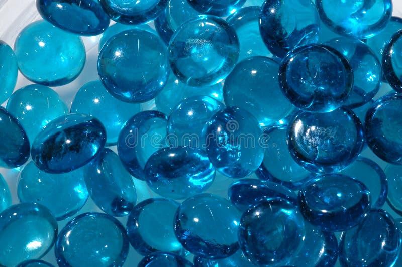 Azul fotografía de archivo
