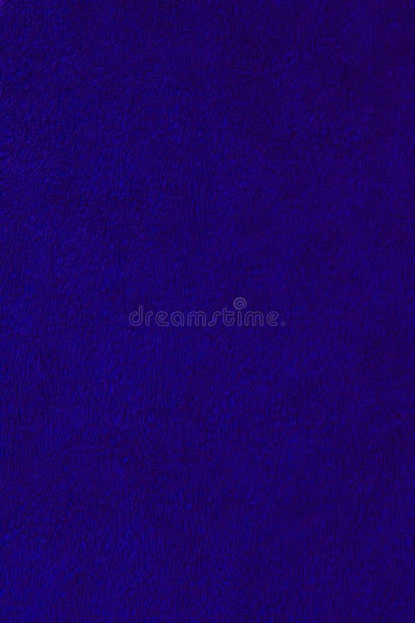 Azul abstracto del resplandor del diseñador del fondo fotografía de archivo
