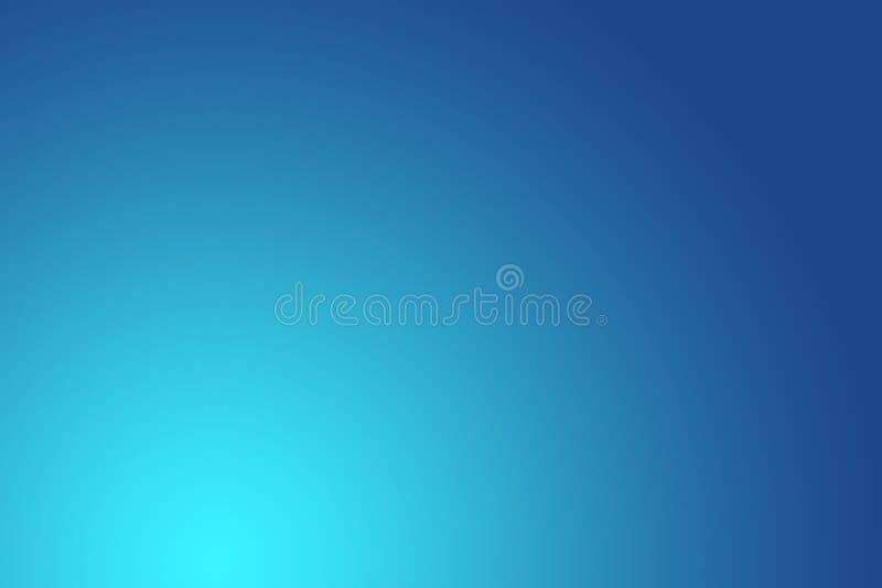 Azul abstracto simple del fondo Este fondo es conveniente para las diversas necesidades de su diseño ilustración del vector