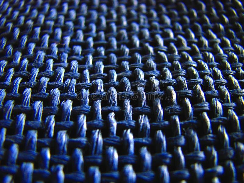 Azul abstrato fotografia de stock